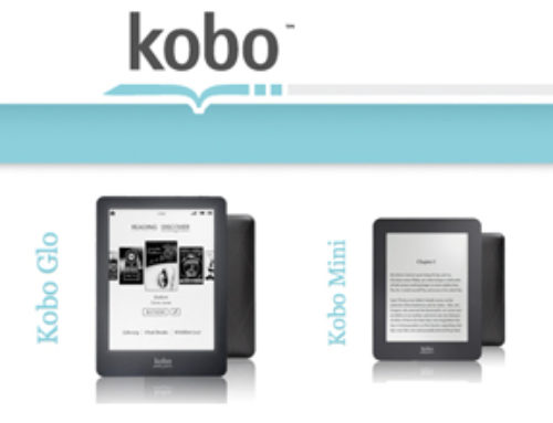 Kobo eReaders – Now Available