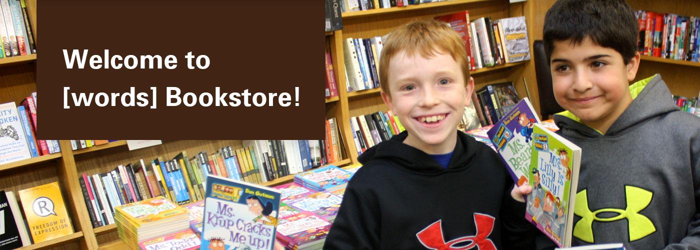 words bookstore maplewood, NJ