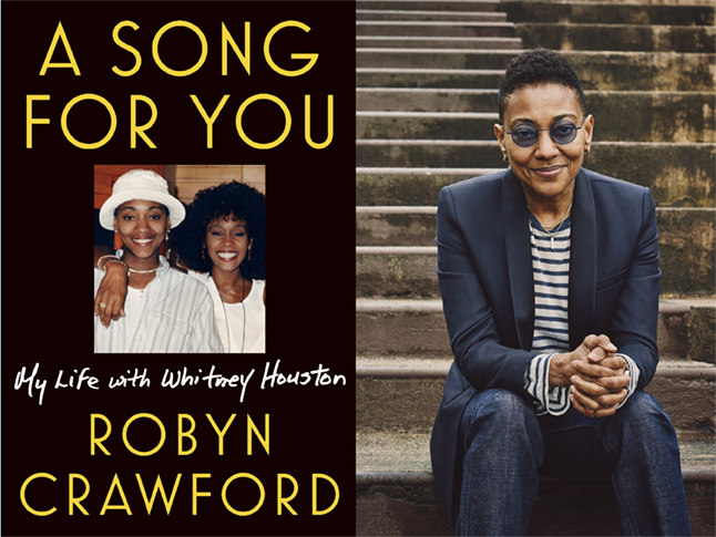 A Song for You: My Life with Whitney Houston -